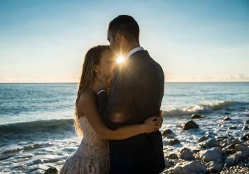 beach weddings in italy