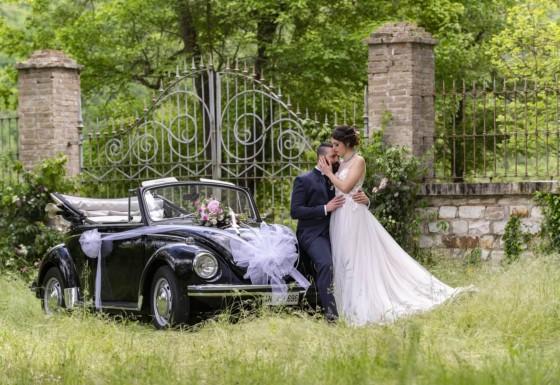 italian wedding car