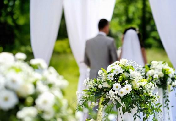 Italian wedding decorations