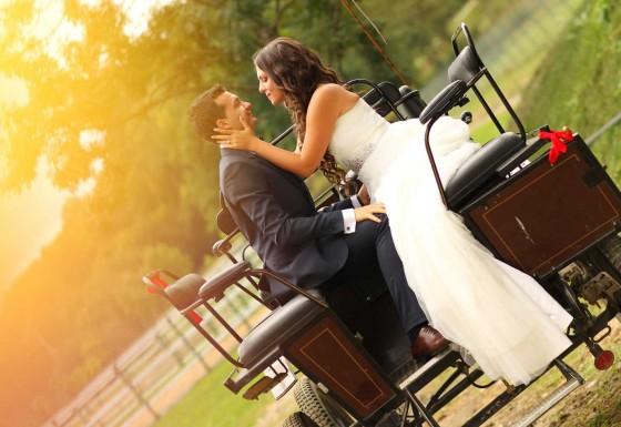 Wedding cars italy
