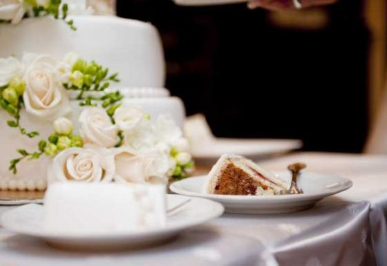 italian wedding cake and cake design
